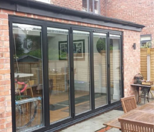 Domestic Aluminium Windows & Doors